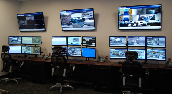 Art Monitoring System : Security surveillance services