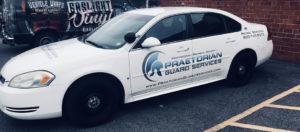 Mobile Patrol vehicle