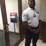 Securing students at hotel