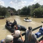 Volunteer Work in Houston, Tx - Hurricane Harvey